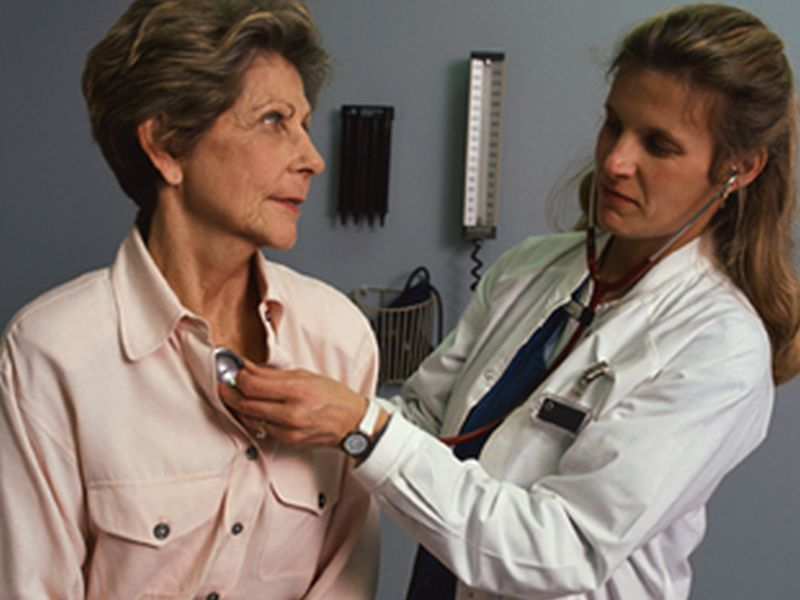News Picture: Long-Term Antibiotic Use May Up Women's Odds for Heart Trouble