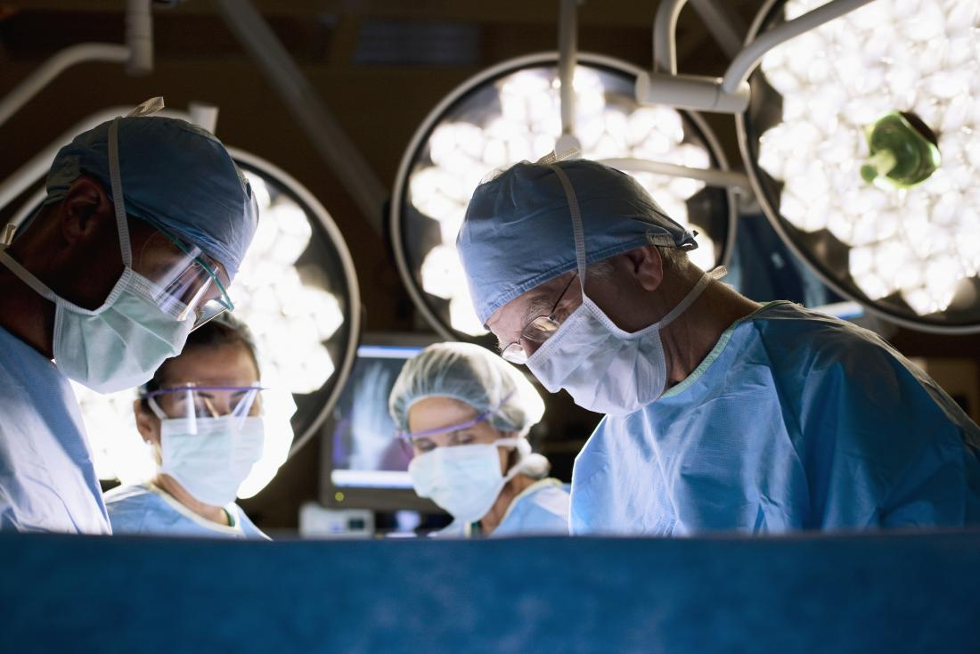 Surgery is a common treatment for colon cancer.