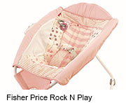 News Picture: Ten Infant Deaths Linked to Fisher-Price Rock 'N Play Sleepers