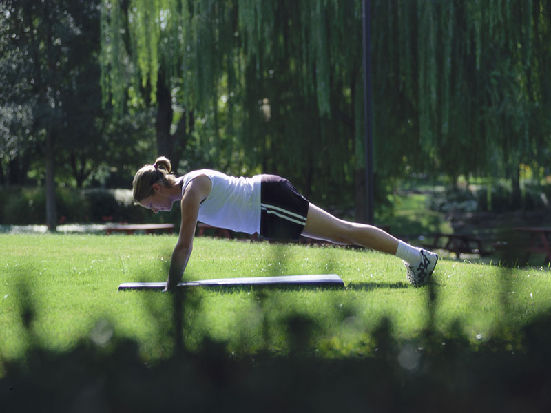 News Picture: The 7-Minute Workout