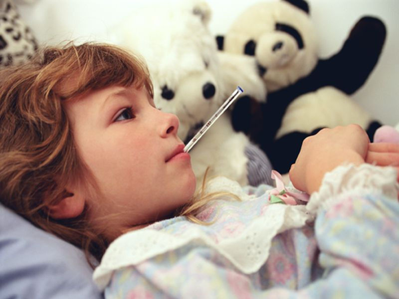 News Picture: U.S. Flu Season Ebbing, but Cases Still Widespread: CDC
