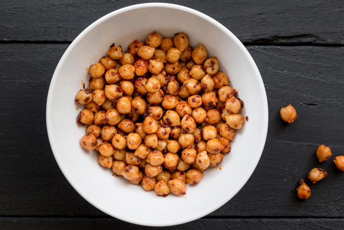 Low glycemic foods chick peas