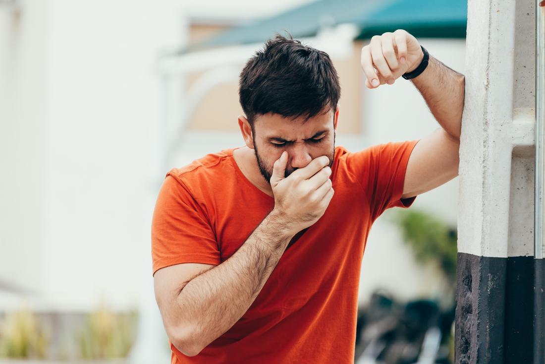 Chronic pancreatitis can cause nausea and vomiting.
