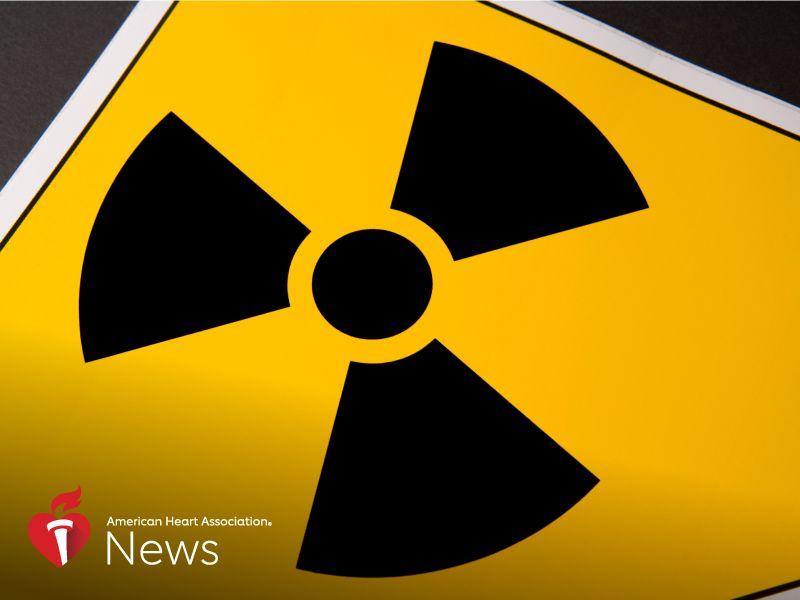 News Picture: AHA News: Regular Low-Level Radiation Exposure Raises High Blood Pressure Risk