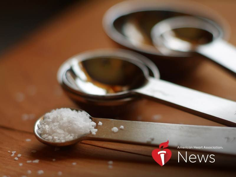 News Picture: AHA News: This May Be Why Slashing Salt Lowers Blood Pressure