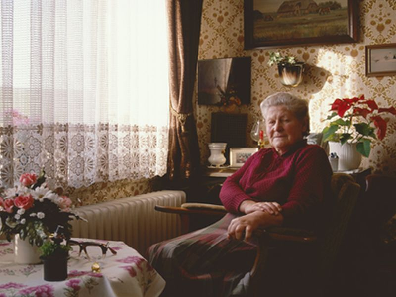 News Picture: For People With Heart Failure, Loneliness Can Mean Worse Care