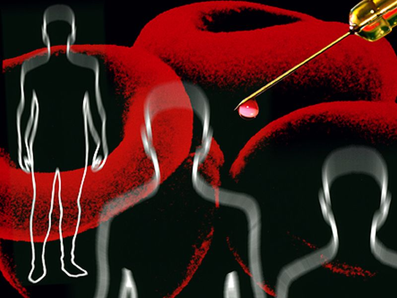 News Picture: Gene Therapy May Help Fight Tough-to-Treat Blood Cancer
