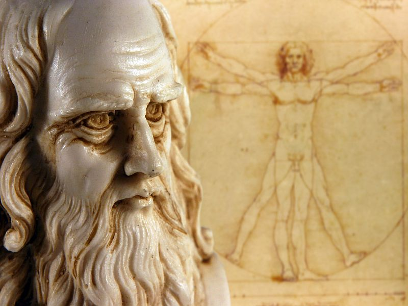 News Picture: New Theory Sheds Light on Leonardo da Vinci's Artistic Decline
