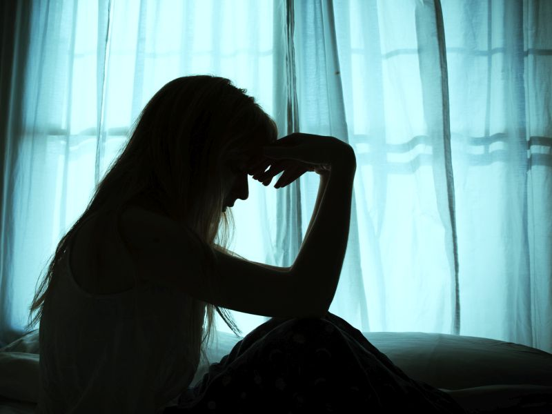 News Picture: Suicides Increase Among U.S. Kids, But More in Girls Than Boys