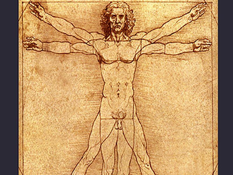 News Picture: Was Dyslexia the Secret to Leonardo da Vinci's Greatness?