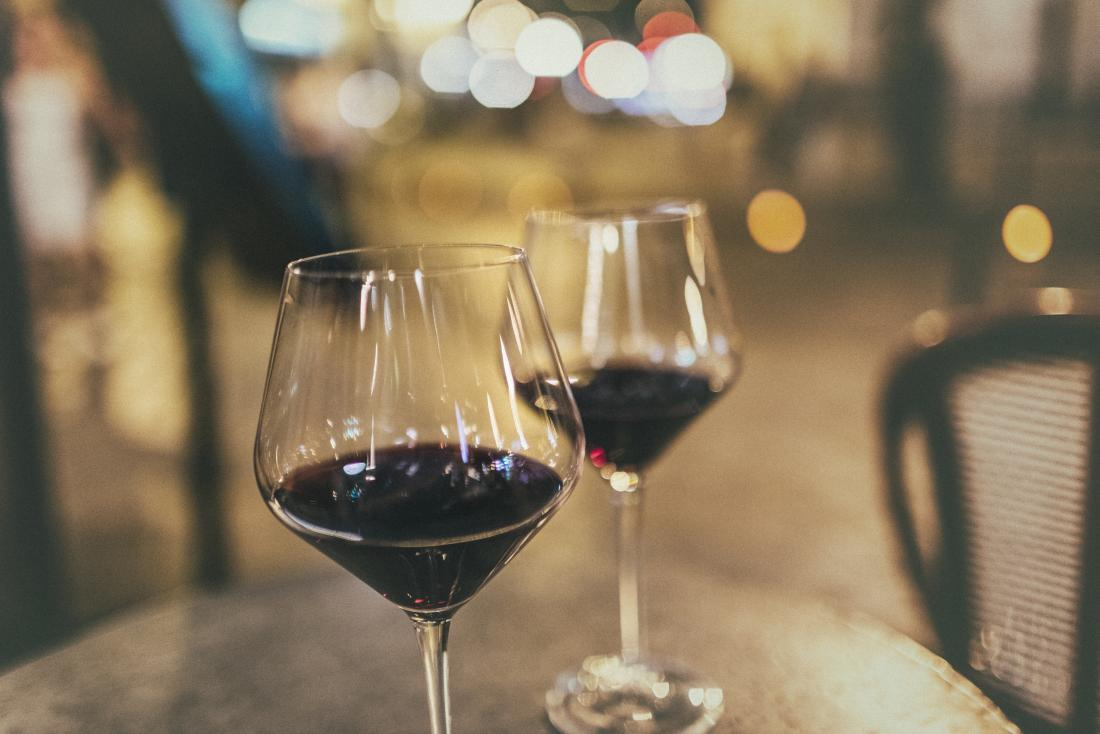Limiting alcohol intake can help reduce the risk of heart attacks.