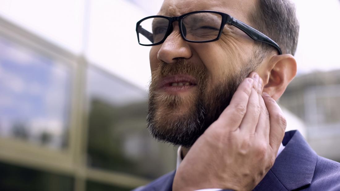 Sleeping with earplugs may cause earwax