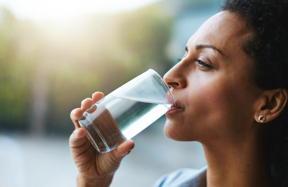 Ulcerative colitis and cancer drinking water