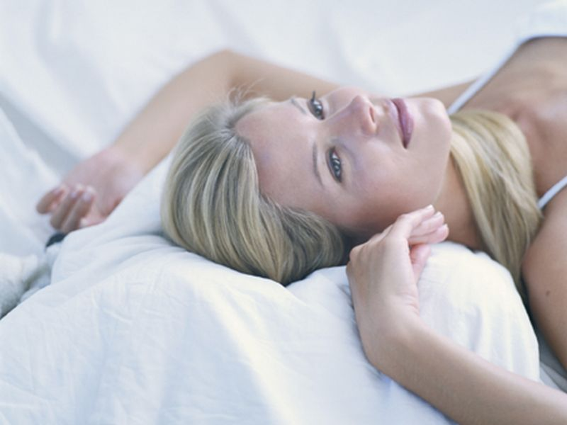 News Picture: Women With Sleep Apnea May Have Higher Cancer Odds Than Men