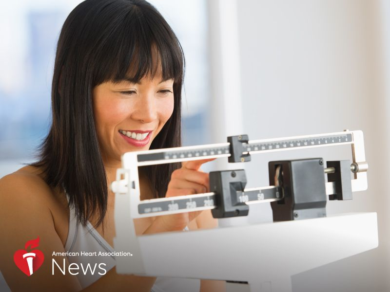 News Picture: AHA News: Adjusting BMI Eliminates Lead Asian Americans Hold in Heart Health