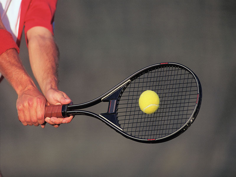 News Picture: Can Racquet Sports Give You a Fitter, Longer Life?