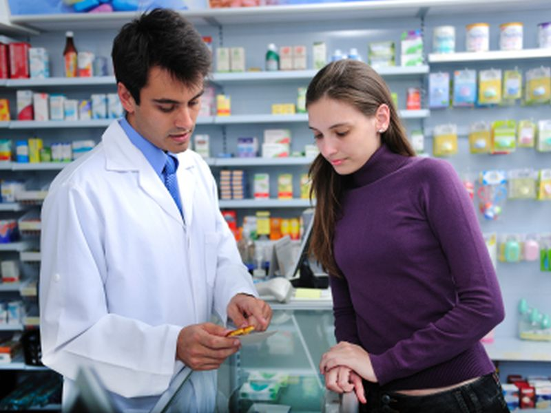 News Picture: Drugstores Often Don't Have Opioid Antidote in Stock, Philly Study Shows