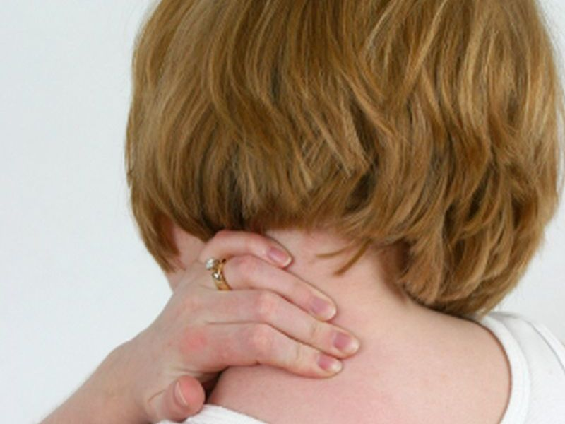 News Picture: How to Head Off a Pain in the Neck