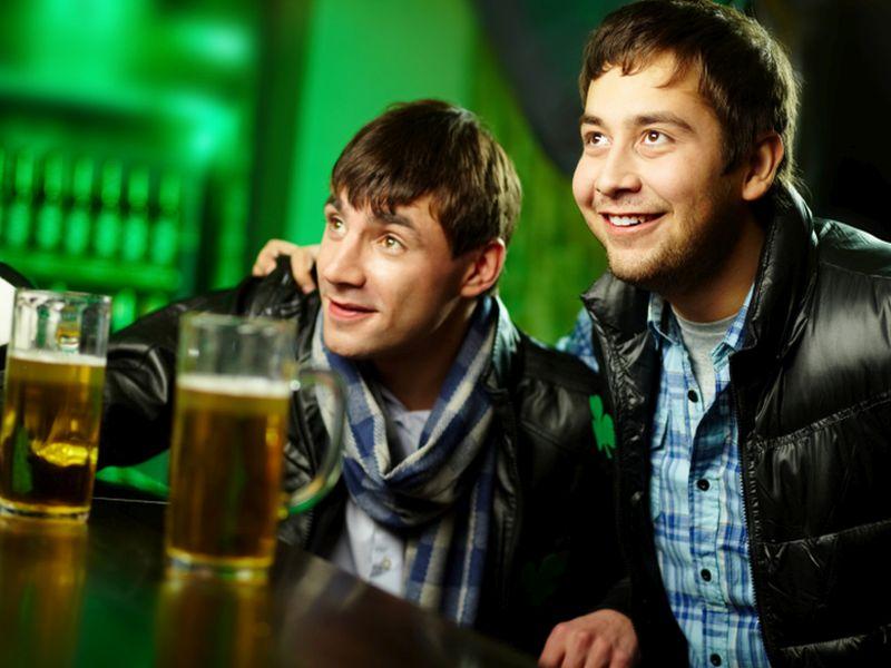 News Picture: Opioid Misuse, Binge Drinking Often Go Hand in Hand