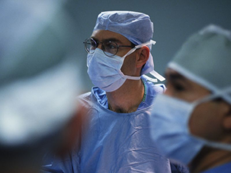 News Picture: 'Unprofessional' Surgeons Hurt Patient Outcomes: Study