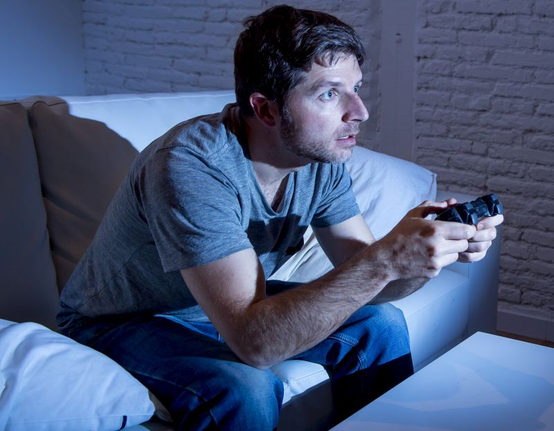 News Picture: Addicted to Video Games? This Treatment Might Help