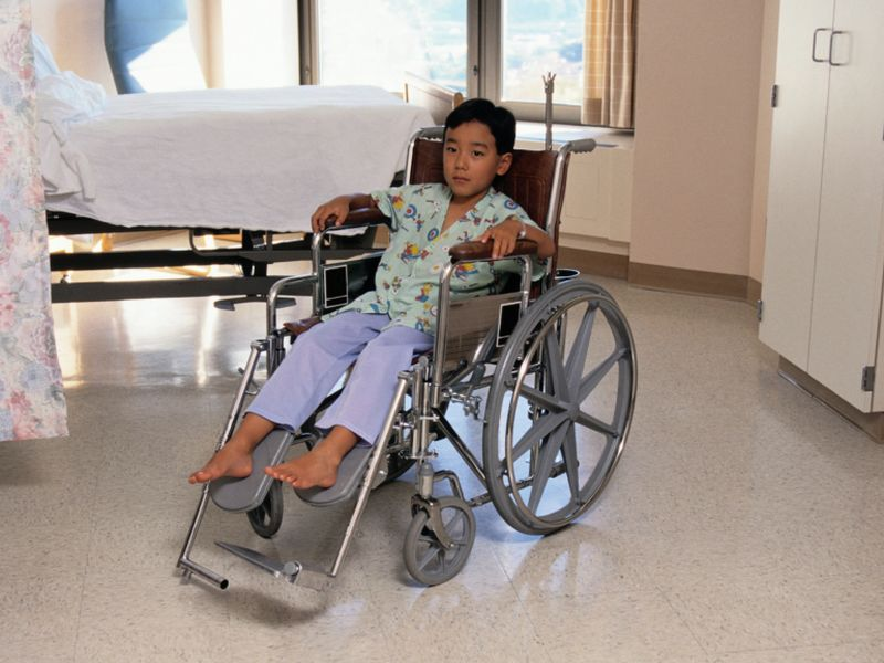 News Picture: CDC Warns of Start to 'Season' for Mysterious Paralyzing Illness in Kids