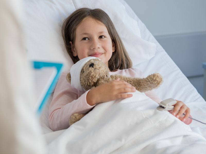 News Picture: How to Make Your Child's Hospital Stay Safer, Less Stressful