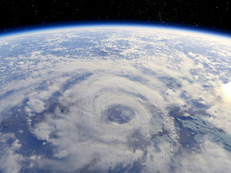 News Picture: Hurricanes Can Hurt Survival Odds Among Those With Cancer