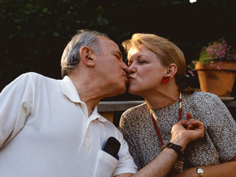 News Picture: Is Sex Good Medicine for Parkinson's?