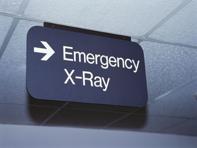 News Picture: A Kid-Friendly Emergency Room Saves Lives