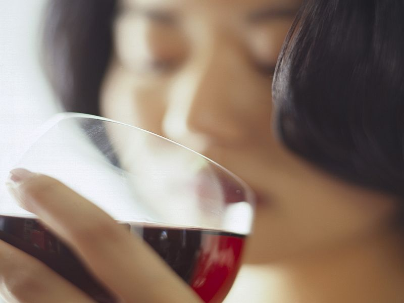 News Picture: Could Red Wine Boost Your 'Microbiome'?