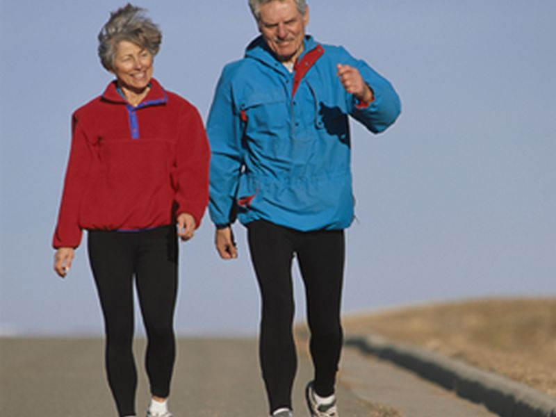 News Picture: Dodge Dementia With Healthy Lifestyle