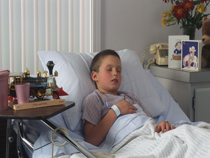 News Picture: Kids Getting Too Many Opioids After Tonsillectomy