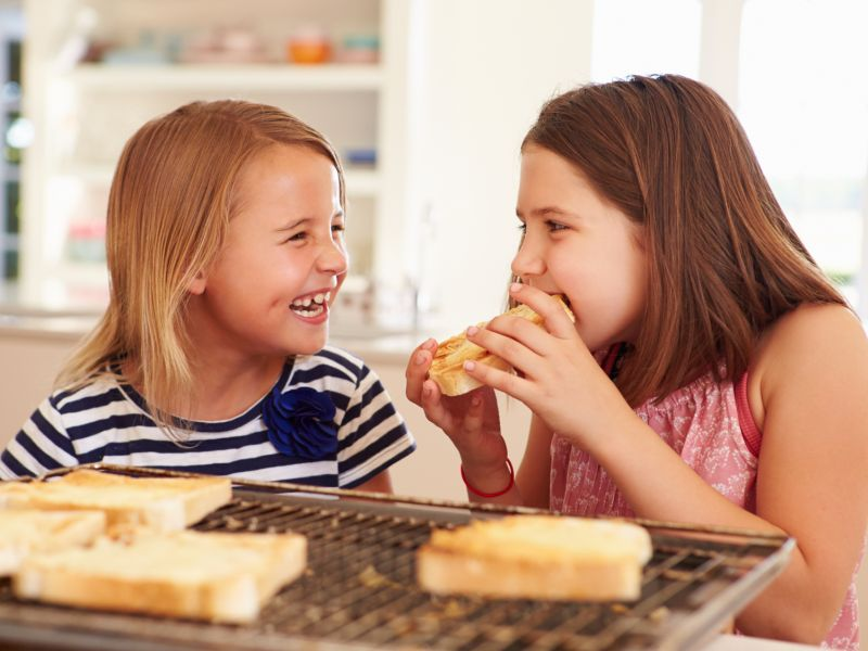 News Picture: Lots of Gluten During Toddler Years Might Raise Odds for Celiac Disease
