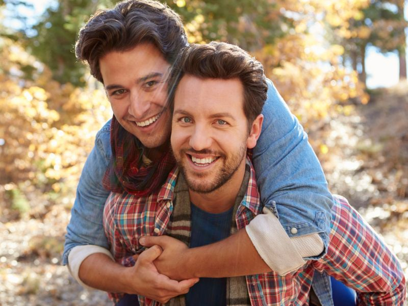 News Picture: There Is No 'Gay Gene,' Major Study Concludes