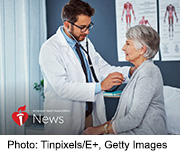 News Picture: AHA News: Women With Heart Failure Less Likely to Get Heart Pump Device