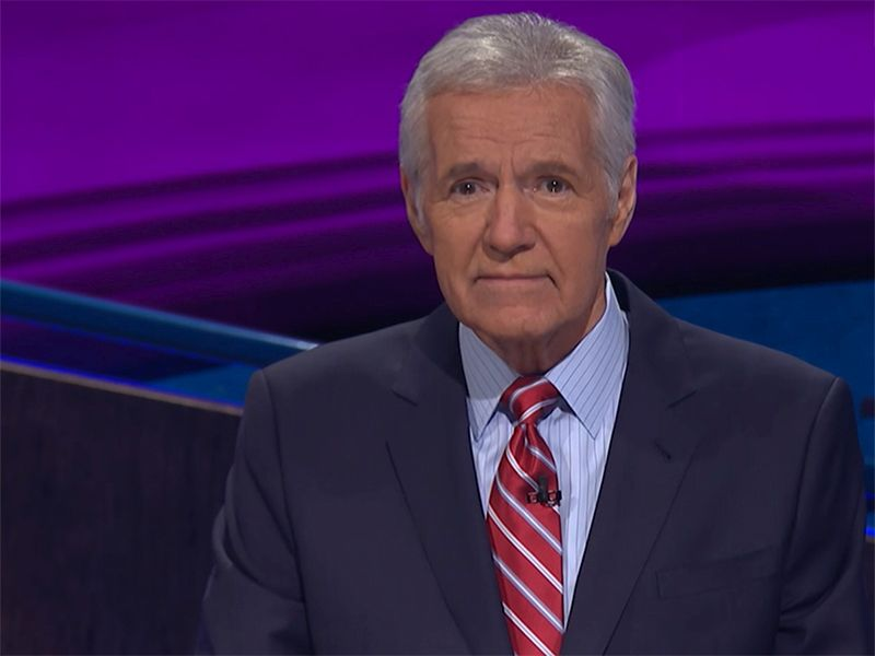 News Picture: Alex Trebek Back Hosting 'Jeopardy!' After Completing Chemotherapy