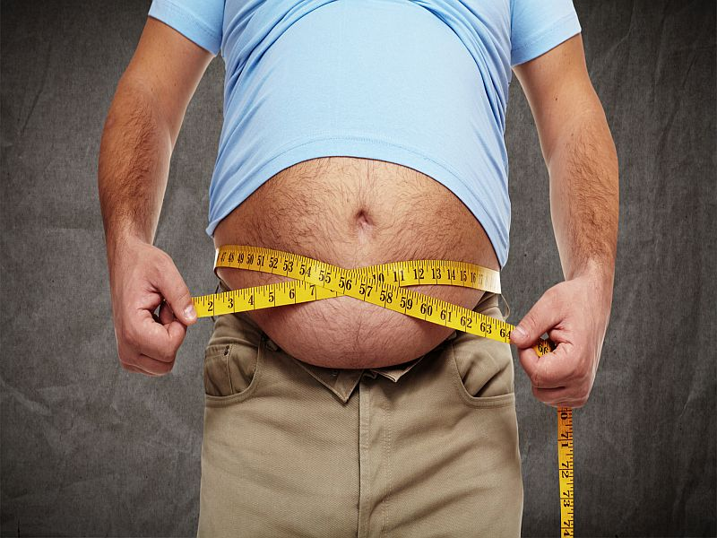 News Picture: Can You Still Be Healthy If You're Overweight?