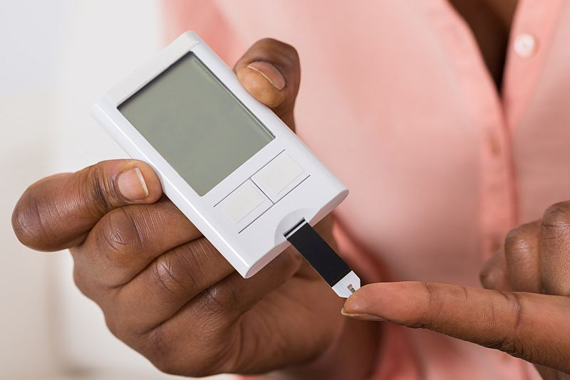 News Picture: Keeping Blood Sugar Steady Helps You Live Longer With Diabetes