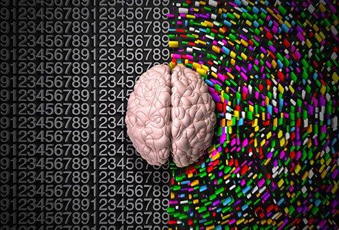 Illustration of Left Brain vs. Right Brain