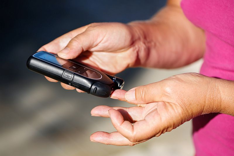 News Picture: Older Diabetics May Be Getting Too Much Insulin