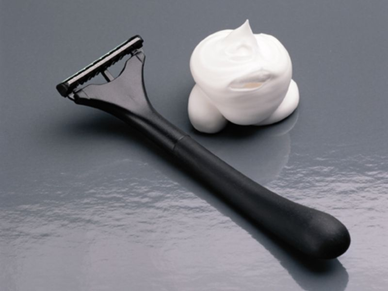 News Picture: Shaving 'Down There' Won't Raise STD Risks: Study