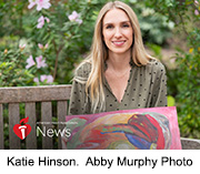 News Picture: AHA News: Drawing on A Love of Art, She's Gone From Patient To Healer
