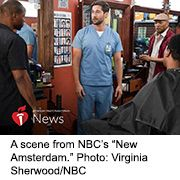News Picture: AHA News: 'New Amsterdam' a Drama, But It Looks at This Real-Life Heart Issue