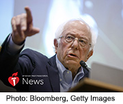 News Picture: AHA News: Understanding Bernie Sanders' Heart Treatment