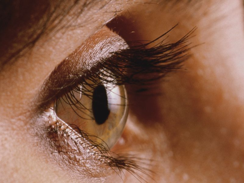 News Picture: Bladder Drug Can Cause Eye Damage: Study