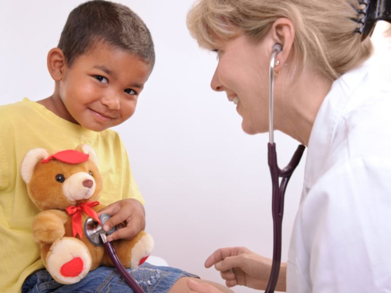 News Picture: For Kids With Genetic Condition, Statins May Be Lifesavers