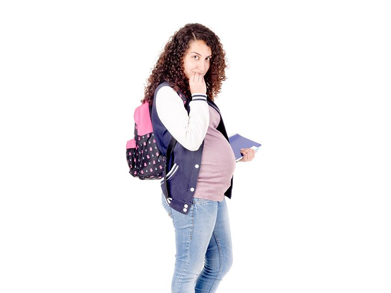 News Picture: Pregnancy Much More Likely for Teen Girls With ADHD