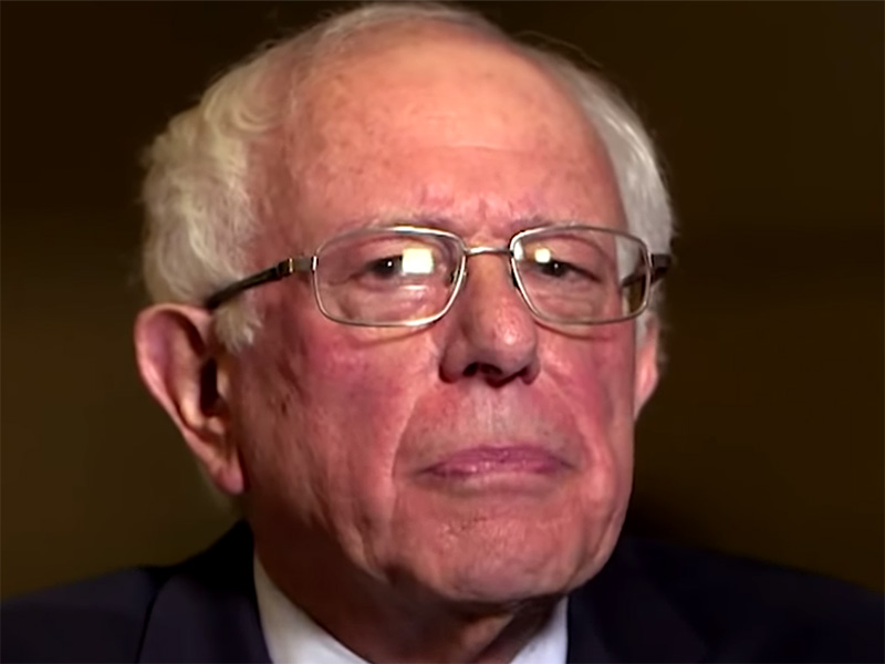 News Picture: Sen. Bernie Sanders Gets Two Stents for Artery Blockage