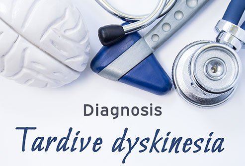 Tardive dyskinesia symptoms include involuntary movements of the face and extremities.